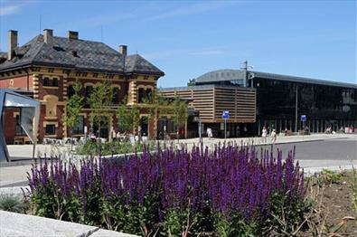 Lillehammer Skysstasjon