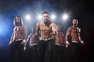 Show med Chippendales