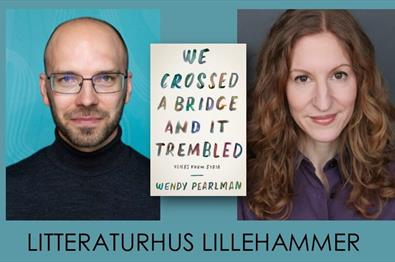 LITTERATURHUS LILLEHAMMER // Wendy Pearlman: Voices from Syria