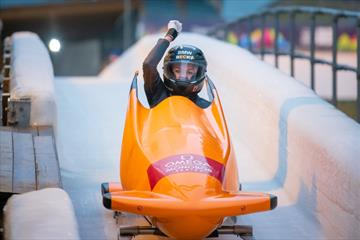 IBSF Europe Cup Bobsleigh